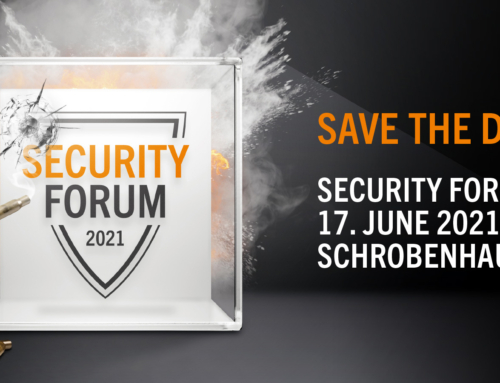 2021 // SAVE THE DATE – SECURITY FORUM  17. JUNI 2021
